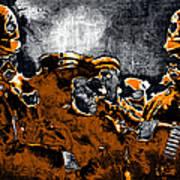 Keystone Cops - 20130208 Art Print by Wingsdomain Art and Photography