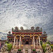 Khoo Kongsi Temple Art Print