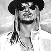 Kid Rock Art Print