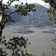 Kilauea Iki Crater - Big Island Art Print