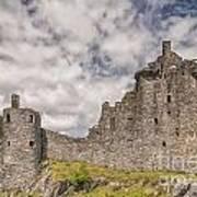 Kilchurn Castle 02 Art Print