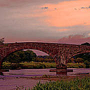 Kilsheelan Bridge Art Print
