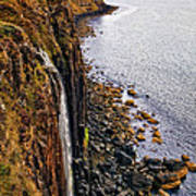 Kilt Rock Art Print
