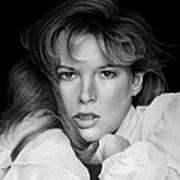 Kim Basinger Art Print