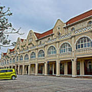 King Edward Hotel In Port Elizabeth-south Africa Art Print