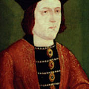 King Edward Iv Of England Art Print