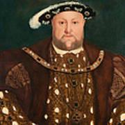 King Henry Viii Art Print