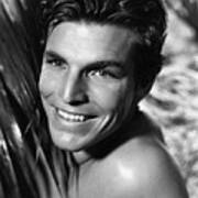 King Of The Jungle, Buster Crabbe, 1933 Art Print
