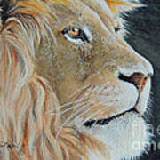 King Of The Forest.  Sold Art Print