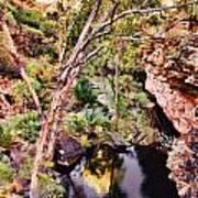 Kings Canyon V9 Art Print