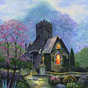 King's Garden Art Print