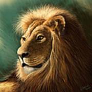 King's Glory Art Print