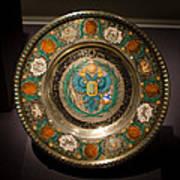 King's Plate Art Print