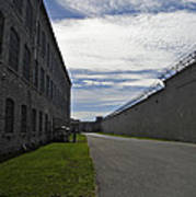 Kingston Penitentiary View To The Sallyport Art Print