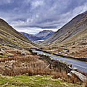 Kirkstone Pass View Art Print
