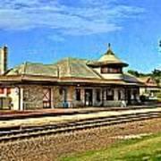 Kirkwood Station Art Print