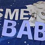 Kiss  Me Baby Art Print