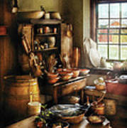 Kitchen - Nothing Like Home Cooking Art Print