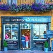 Kitty's In Kinsale Ireland Art Print