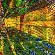 Klimt Covetous Art Print