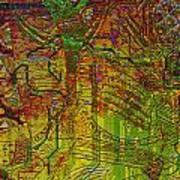 Klimt Honor Whole Art Print