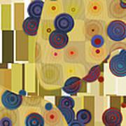 Klimtolli - 22 Art Print