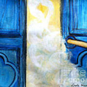 Knocking On Heavens Door Art Print