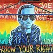 Know Your Rights Art Print