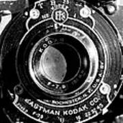 Kodak Brownie 2 Art Print