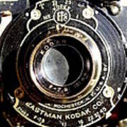 Kodak Brownie Art Print