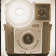 Kodak Brownie Starmite Camera Art Print