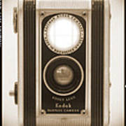 Kodak Duaflex Camera Art Print