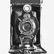 Kodak No. 2 Folding Autographic Brownie Camera Art Print
