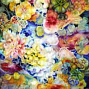 Koi Garden Art Print