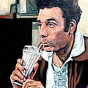 Kramer Art Print