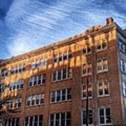 Kress Bldg.  Art Print