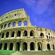 K.straiton Colosseum, Rome Art Print