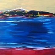 La Baie Gillies Art Print