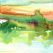 La Camargue 14 Art Print