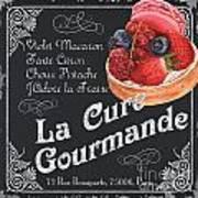 La Cure Gourmande Art Print