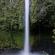 La Fortuna Waterfall  Art Print