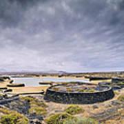 La Isleta On Lanzarote Art Print