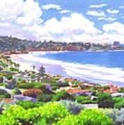 La Jolla California Art Print