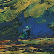 La Mancha De Noche Art Print