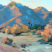 La Quinta Cove - Highway 52 Art Print