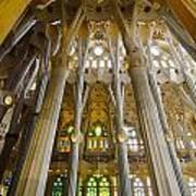 La Sagrada Familia Iv Art Print
