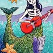 La Sirena Art Print