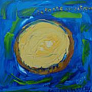 La Tarte Au Citron. Art Print