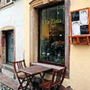 La Tinta Cafe Art Print