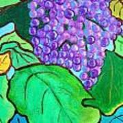 La Vin II Art Print